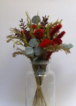 fleurs séchées stabilisées