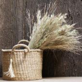 Tendance, naturel, durable, composez votre bouquet de fleurs séchées !