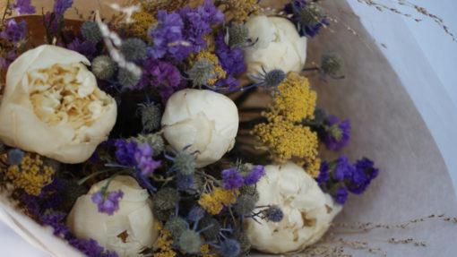 fleurs séchées fleurs lyophilisées