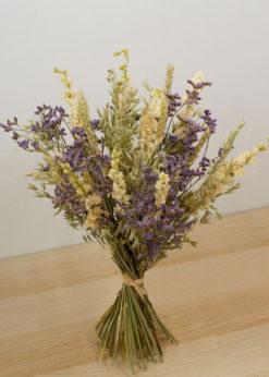 Bouquet Limonium Violet