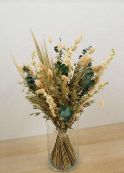 Bouquet Delphinium Eucalyptus